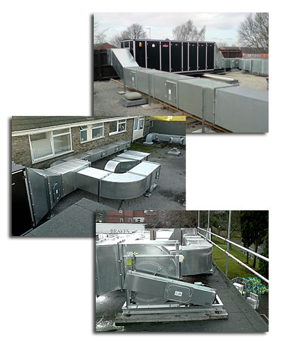 Ventland extract ventilation systems